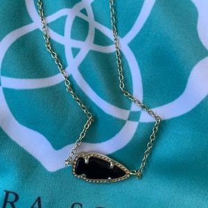 Kendra Scott Gold Pendant Necklace